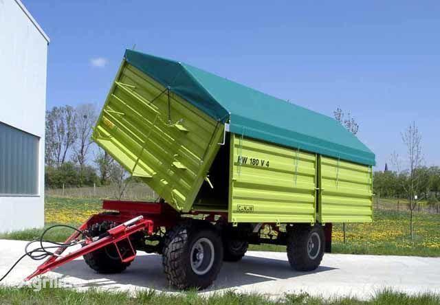 nova traktorska prikolica CONOW HW 180 Zweiseiten-Kipper V 4