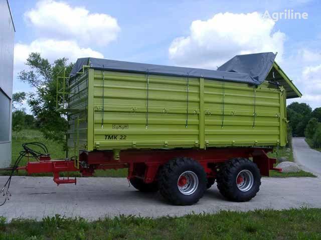 nova traktorska prikolica CONOW TMK 22 Universal