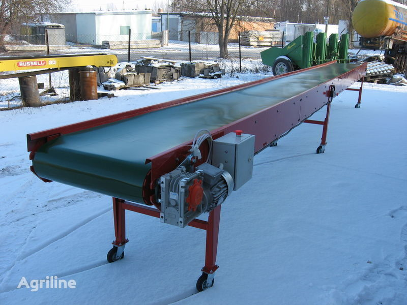 nova transportna traka GRIMME 9 m