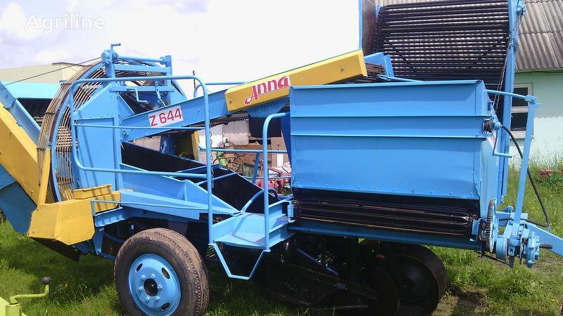 vadilica za krompir AGROMET ANNA-Z644 po rezervnim delovima