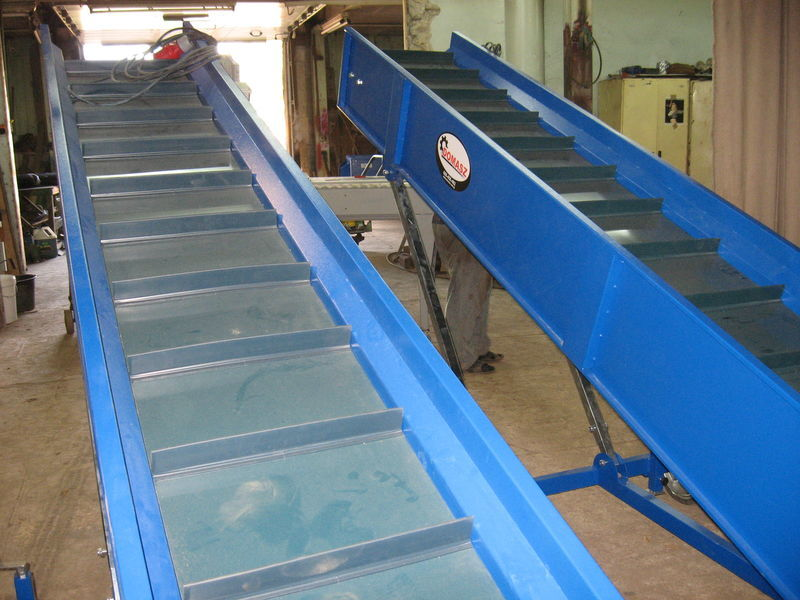 mašina za sortiranje transporter (konveyer)