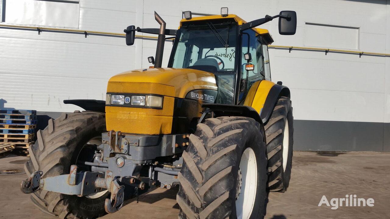 traktor točkaš NEW HOLLAND TM165