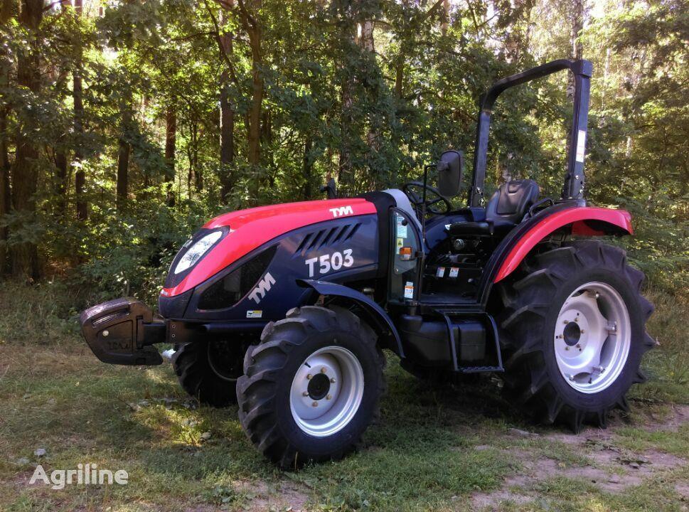 TYM T503  traktor točkaš