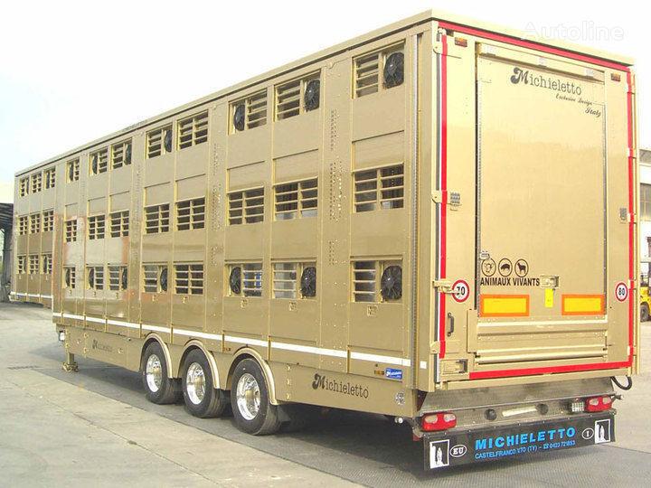 nova poluprikolica za prevoz stoke MICHIELETTO