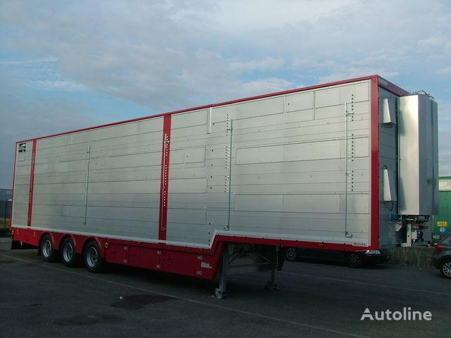 nova poluprikolica za prevoz stoke PEZZAIOLI SBA32 3+3 etazha zagruzki
