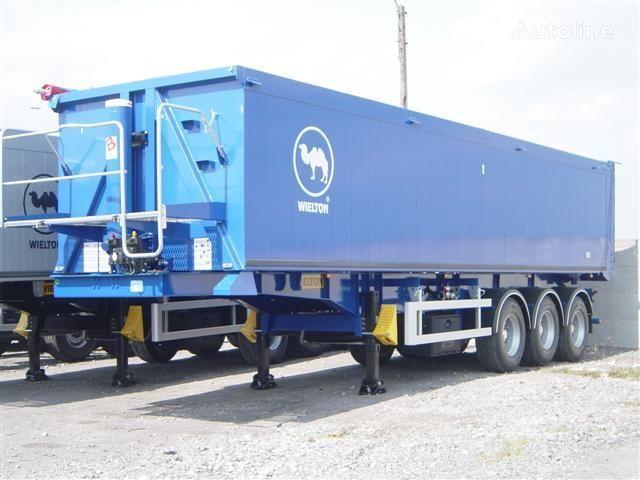 nova poluprikolica za prevoz zrna WIELTON NW - 3 (50m3)