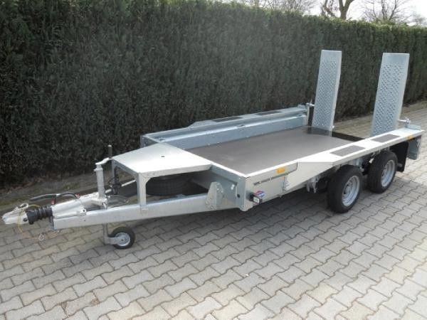 drumski voz-prikolica IFOR Williams GX106 3.5T PLANT TRAILER