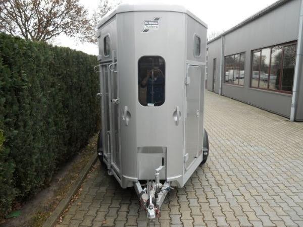 prikolica za prevoz konja IFOR Williams HB506