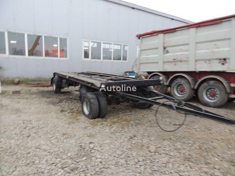 prikolica za prevoz kontejnera KÖGEL Pricep tral