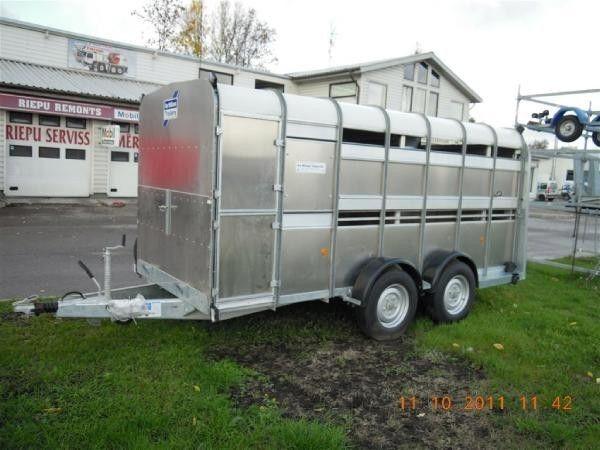 prikolica za prevoz stoke IFORWILLIAMS TA510