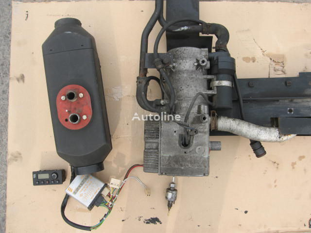 auto grejač za Lyubaya. 12- 24 volt