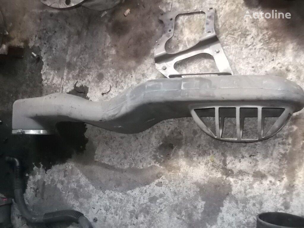 cevni priključak vozdushnogo filtra MAN za kamiona