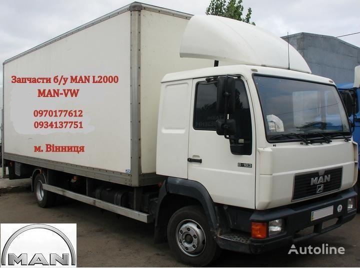 čvorište  Man L2000 Stupicy Perednie Zadnie s podshypnikami. za kamiona MAN L2000