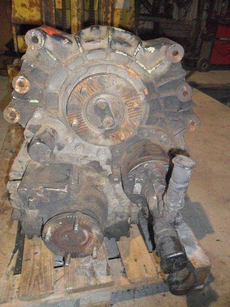 diferencijal 6X6 8X8 G 17002 MAN za kamiona