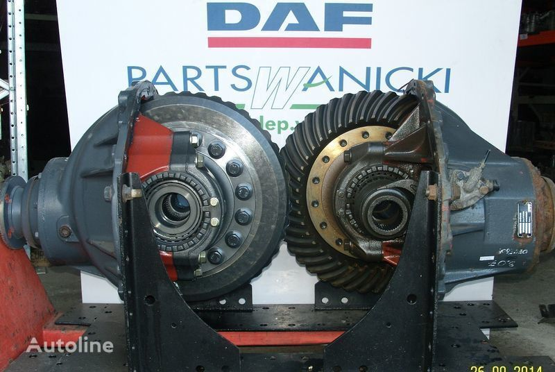 diferencijal  DAF 3.07 za tegljača DAF XF 105