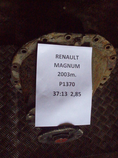 diferencijal  P1370 za tegljača RENAULT MAGNUM