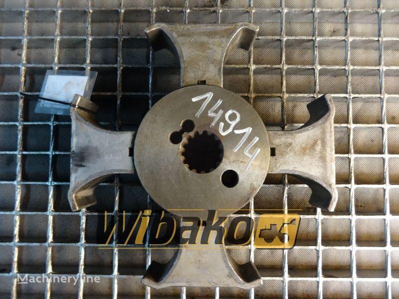 disk kvačila  Coupling Centaflex 140H za bagera 140H (14/40/125)