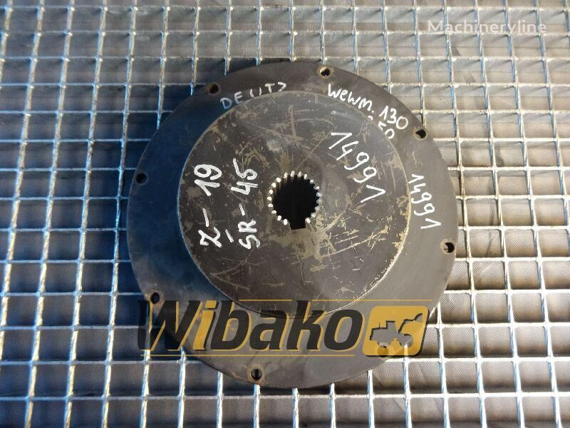 disk kvačila  Coupling O&K 19/45/350 za bagera O&K 19/45/350