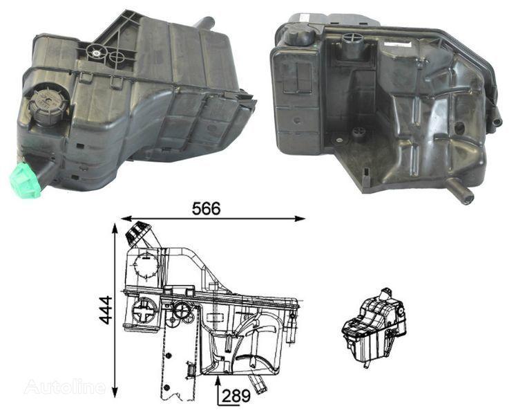 novi ekspanziona komora  BEHR HELLA 0005003149.89100002004 za kamiona MERCEDES-BENZ ACTROS