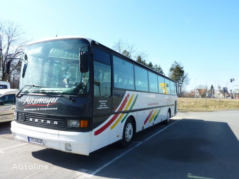 far za autobusa SETRA 215