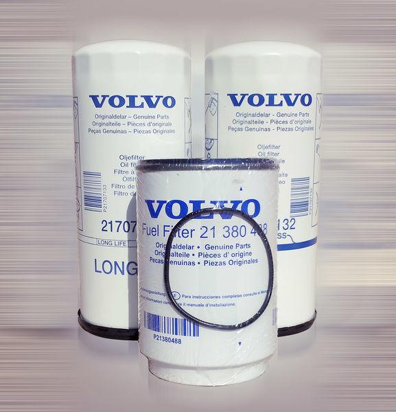 novi filter za gorivo VOLVO za tegljača VOLVO FH,FM,FL,FE,FMX