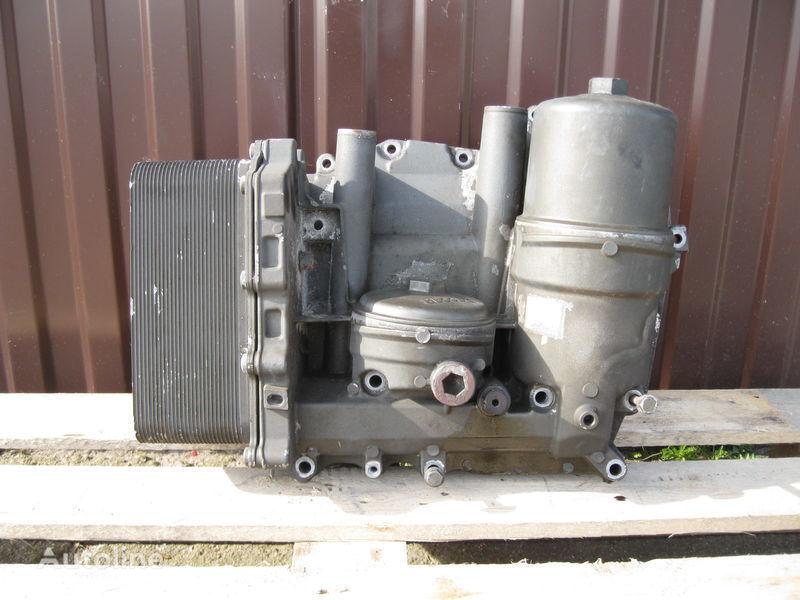 filter za ulje DAF CHŁODNICZKA OLEJU Z PODSTAWĄ za tegljača DAF XF 105