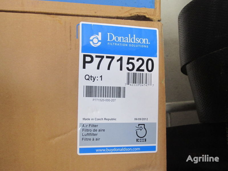 novi filter za vazduh MASSEY FERGUSON Dlya komayna 34 ,36 ,38, 40 Donaldson, Chehiya za kombajna MASSEY FERGUSON 34, 36, 38, 40
