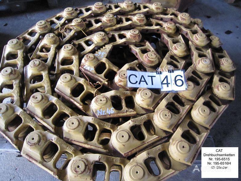 gusenica  Kette /( Drehbuchsen) und Bodenplatten za buldožera CATERPILLAR D6