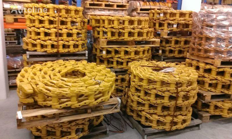 nova gusenica JCB roliki , cep, napravlyayushchie kolesa za bagera JCB 130,160,180,220,240,260,290,330