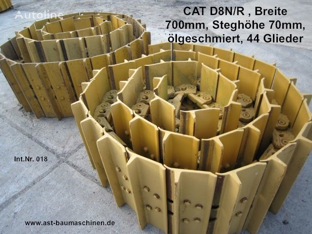 gusenice  Caterpillar Kette mit Bodenplatten, used za buldožera CATERPILLAR D8N/R