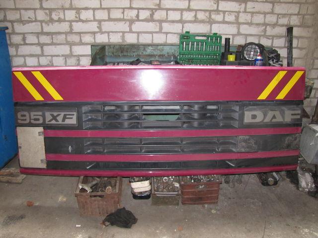 hauba DAF za tegljača DAF 95 XF