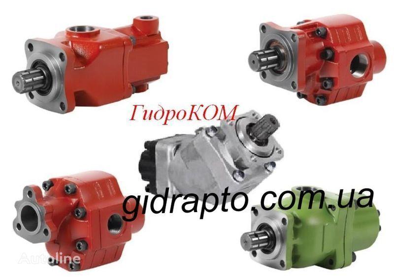 novi hidraulična pumpa  Italiya, Portugaliya, Turciya Shesterenchatye i aksialno-porshnevye. Ustanovka. Garantiya. za tegljača