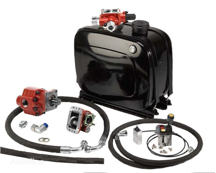 novi hidraulična pumpa  Italiya, Portugaliya, Turciya Komplekt gidravliki za kamiona