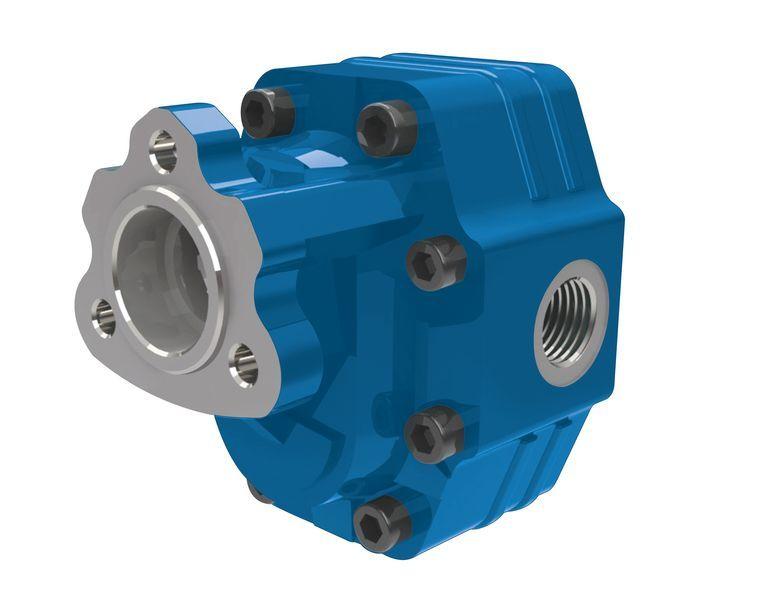 novi hidraulična pumpa  Binnotto Italiya Gidravlika dlya samosvala za tegljača