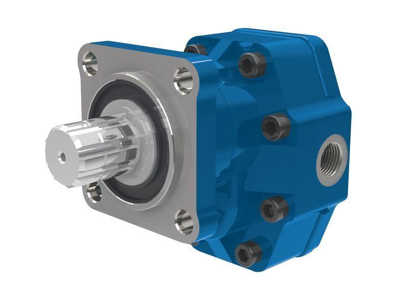 novi hidraulična pumpa  Avstriya/82 l/min. Gidravlicheskie komplekty za tegljača