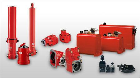 novi hidraulična pumpa  Binotto za kamiona