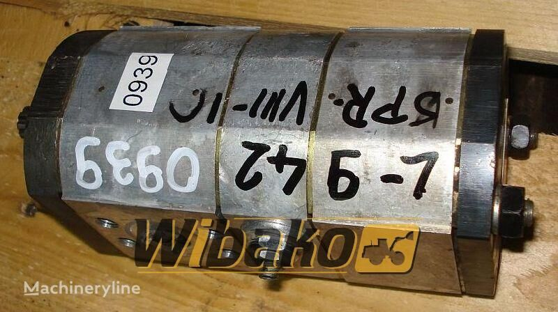 hidraulična pumpa  Hydraulic pump Rexroth - sigma 230840 00 (23084000) za druge građevinske opreme 230840 00