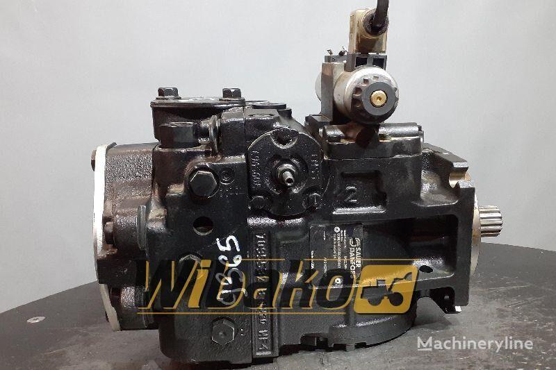 hidraulična pumpa  Hydraulic pump Sauer 90R055 DC5BC60S4S1 DG8GLA424224 (90R055DC5BC60S4S1DG8GLA424224) za bagera 90R055 DC5BC60S4S1 DG8GLA424224 (9422365)