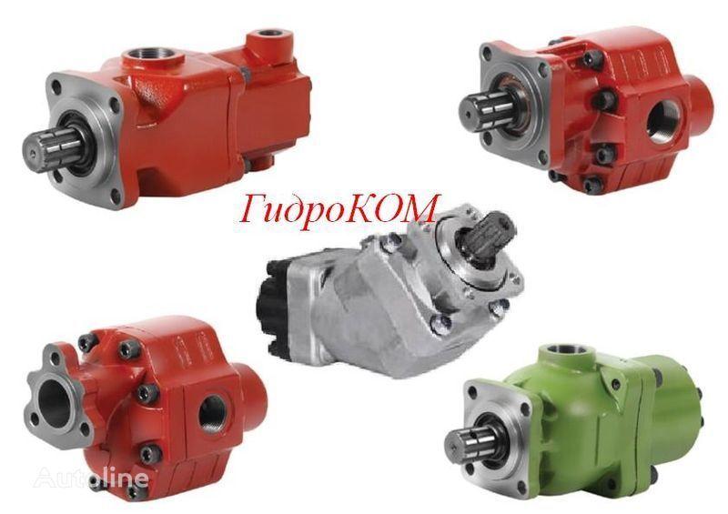 novi hidraulična pumpa  ABER (Portugaliya), Steelioom (Turciya) shesterennye, porshnevye, plunzhernye za kamiona DAF Iveco, MAN, Mercedes-Benz, Volvo, Renault, Scania, Kamaz