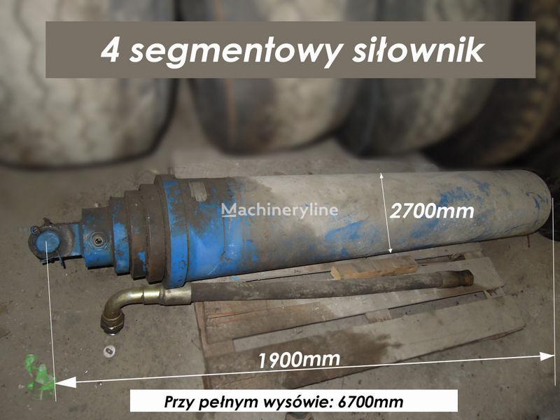 hidraulični cilindar za komunalnog vozila