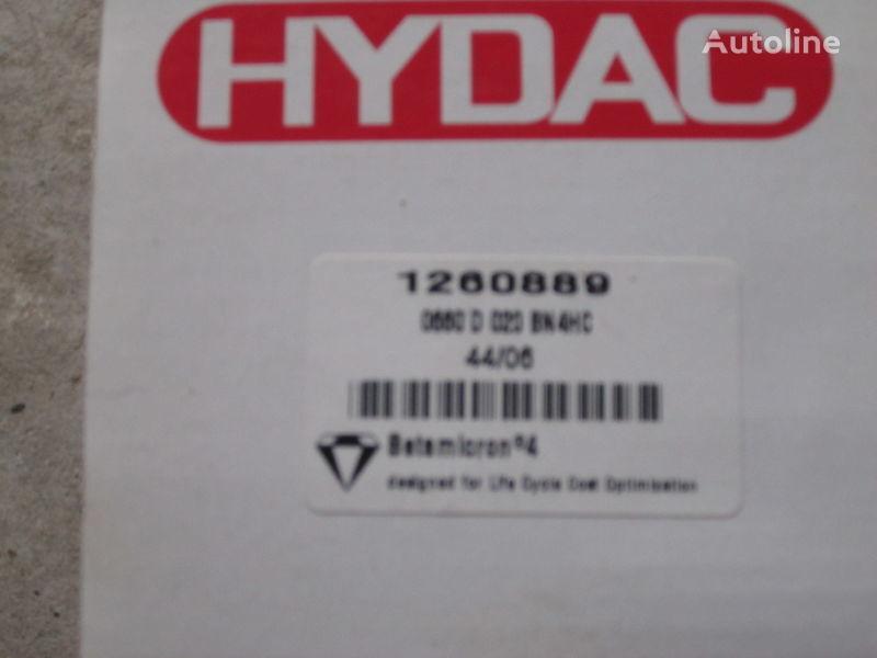 novi hidraulični filter  Nimechchina Hydac 1260889 za bagera