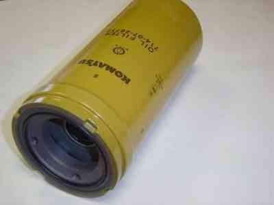 novi hidraulični filter  KOMATSU za grejdera KOMATSU GD555-3; GD555-3C; GD555-5; GD655-3; GD655-3EO; GD655-5; GD675-3