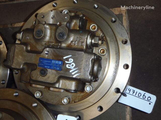 novi hidraulični motor HITACHI TRANSMITAL MAGA085VP33 MHKAYABAKT za bagera HITACHI EX165