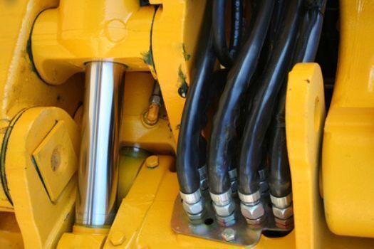novi hidraullični rezervoar  Italiya, Avstriya, Polsha RVD shlangi dlya gidravliki za asfaltnog finišera