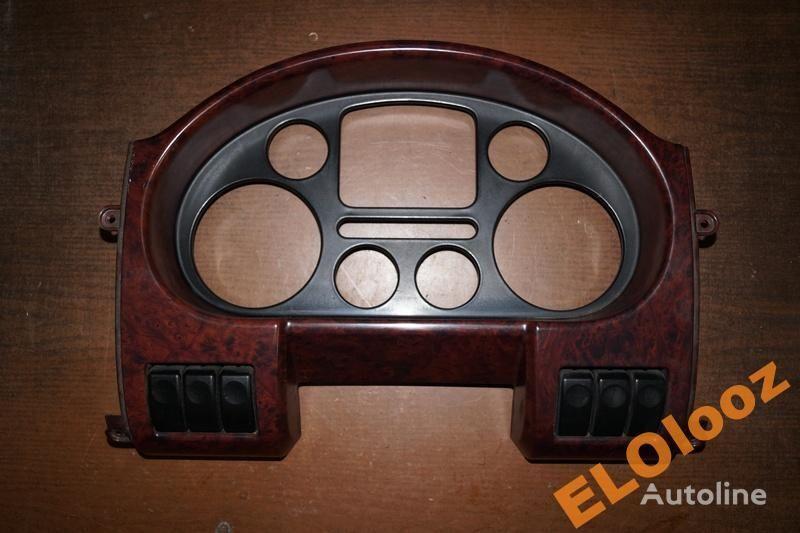 instrument tabla DAF za kamiona DAF RAMKA OSŁONA ZEGARÓW DESKA DAF XF CF 1352594