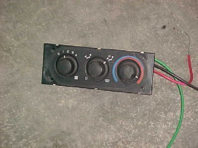 instrument tabla za kamiona DAF Bediening kachel XF