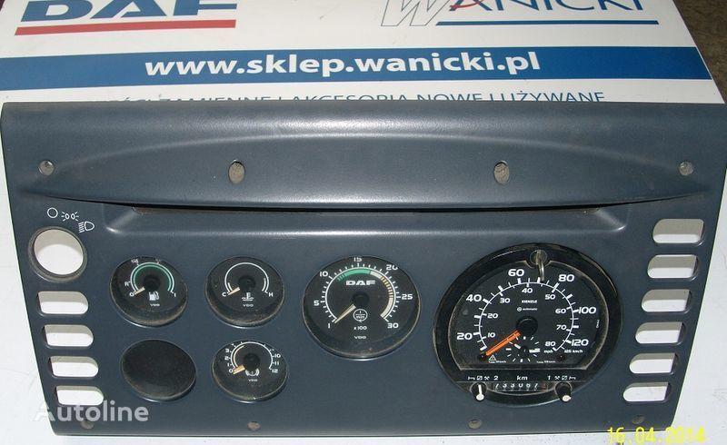 instrument tabla  DAF za tegljača DAF F 95