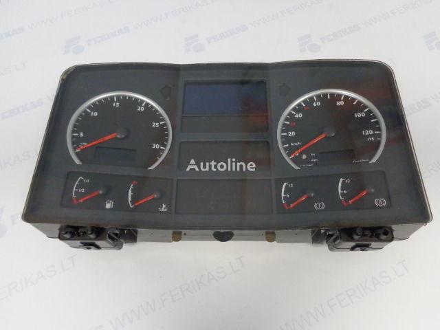 instrument tabla  Siemens VDO Automative AG 81272026154 za tegljača MAN