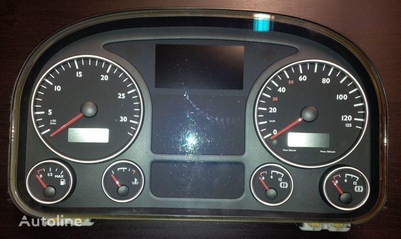instrument tabla  DASH PANEL DASHBOARD za kamiona MAN TGX