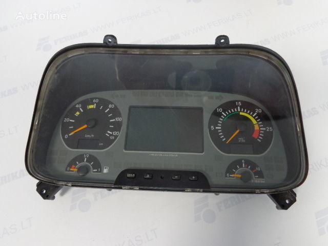 instrument tabla  VDO speedometer dash Mercedes MB 0024467421, 0024460621, 0024461321, 0024461421, 0024469921 za kamiona MERCEDES-BENZ Actros